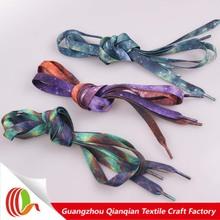 Cordones con impresiones personalizadas directos de fábrica, impresión de cordones personalizados