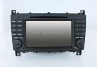 1024x600 quad core 1G+16G 4.4.4 android car dvd radio mp3 with gps for ben z merdeces C-Class W203 CLK W209 WS-8731