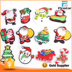 2016 Kunshan New Products Christmas Gifts Cute Fridge Magnet
