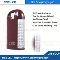 Longlife emergency fluorescent lantern,led emergency rechargeable lantern light