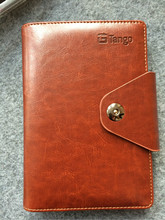 2014 new arrival planner leather book cover