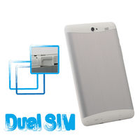 """7"""" dual sim 3g calling tablet with watch phone wifi gps tv mid"""