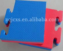 Non-toxic puzzle mats reversible eva foam ma tatami judo mats