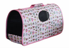 Soft Portable Puppy Dog Cat Tote Carry Carrier House Kennel