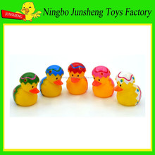 Easter Rubber Duck Toy