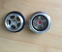 "1/2"" BSP Aluminium Sight Glass small order acceptable"