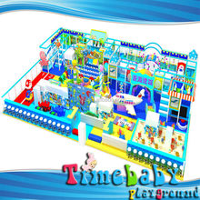Primary School Structure Safety New Launch Interesting Modern Realistic Kids Plastic Indoor Playground