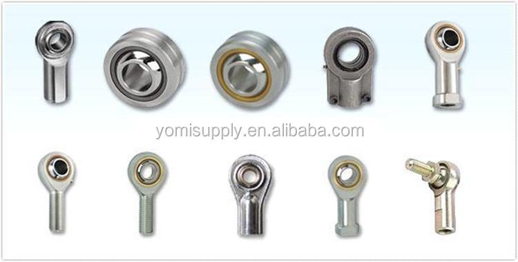 Heavy duty automotive rubber steel small locking swivel