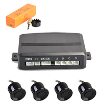 Factory BIBI alarm automated parking system with 4 sensors