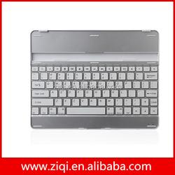 High Quality Wireless Aluminum Bluetooth Keyboard For iPad 2 3 4