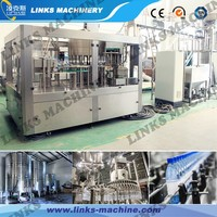 Complete mineral water bottle filling machine / pure water bottling plant /proudction line