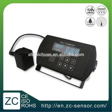 (ZCT-CX05-RC01) Hot Selling With LED Display and Buzzer CE Approved Digital Electrical Transducer in Emergency Communication Car