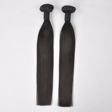 Large Quantity In Stock Cheap Price For Natural Black Color Hair Market virgin russian straight hair
