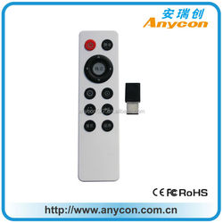 2.4g air mouse wireless usb mouse for computer Wireless Air Mouse + Remote Control with 13keys, for STB