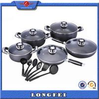 nylon cooking tool set 10pcs cookware set kitchen