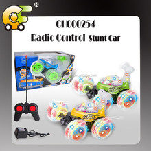 Full function Radio control stunt car with light & music & charger 2 colors