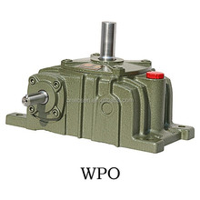 WP series worm gear reduction drive
