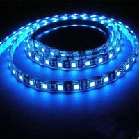 CE&RoHS DC12V/24V waterproof LED Strips SMD 5050 60leds blue smart lighting