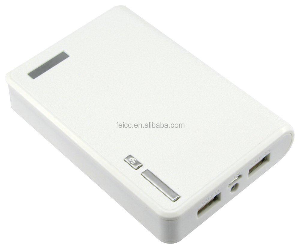 18650 grade AAA rohs power bank 5600mah find representative 12000mah Power Bank For Smartphone