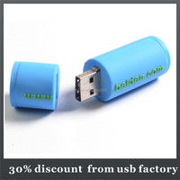 gift 8GB customize pvc usb flash drive