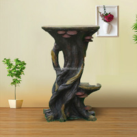 Resin Tabletop fountain Arts and Crafts stool cascade fountain and resin indoor water fountain 101