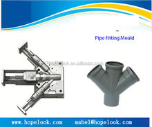 China Factory PVC pipe fitting molds for hot sale