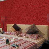 eco-friendly natural texture wallpaper