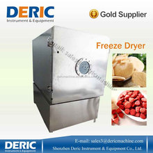 CE Certification Energy 3 Phase Vegetable Vacuum Freeze Dryer