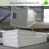 Solid Economical Solid Anticorrosive Knock Down Flat Pack Container House