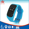 GSM Real time sos wireless wristband tracker kids gps watch phone