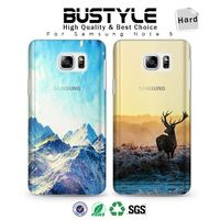 Wholesale new simi-transparent Design Hard Slim Shell Case for Samsung Galaxy Note 5 for Samsung Galaxy S6 edge+