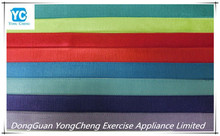 15mm Mercerized elastic bands with 6mm silicon grip lines