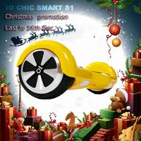 christmas sale promotion 2 wheel electric self balance scooter / 2 wheel electric scooter self balance mini