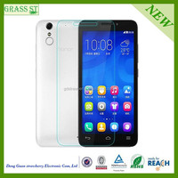 Hot Japan material 0.33mm 2.5D 9H Tempered Glass Screen Protector For Huawei Ascend Mate 7