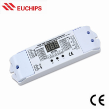 with DIP Switch 300mA 700mA 3 Channel Constant Current RGB LED DMX controller