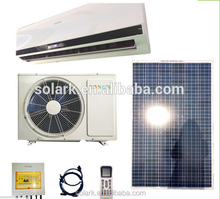 solar energy system 12000 BTU 100% solar air conditioner