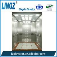 3-Side Handrail Passenger Lift
