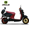 China New beautiful froster color cheap price 800w powerful fast speed hydraulic front fork 2 wheel electric scooter for lady
