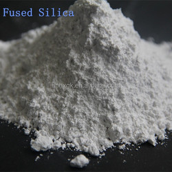 Pure Fused Silica for Epoxy Resin