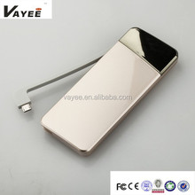 Portable External Battery Charger Power Bank for Cell Mobile Phone