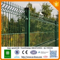 Trade Assurance Anping Factory Direct Cheap Powder coated welded wire mesh fence panels, iron fence panels