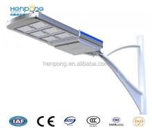 solar street lights 45W with sensor, smart integrited solar lights