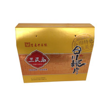 local food corrugated paper box packaging for food, medicine,snack,