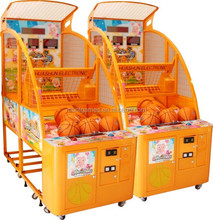 MT-SP044 coin operated basketball shoot machine for playground