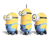 Yellow minion usb flash drive minions usb 2.0 flash drive
