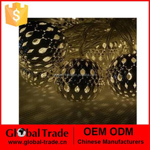 CE/ROHS 12Led String Light /Holiday Light/Christmas Wedding Party Indoor Outdoor String Light Decoration G0072