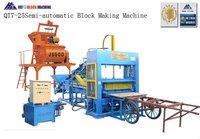 batako making machineQT7-25Semi-automatic
