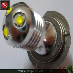 2013 latest product 12V high power H7 led Canbus fog light