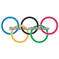 olympic ring temporary tattoos