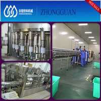 Cost Saving Pure Water Washing Filling Capping Machine
